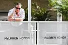 Brown: McLaren 2017'de şampiyonluk savaşı verirmiş gibi çalıştı