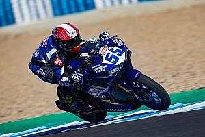 World Superbike Practice report WorldSSP300 Spanyol: Galang Hendra melaju ke Superpole 2