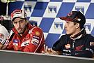Dovizioso en Marquez loeren naar elkaar na sterke eerste dag
