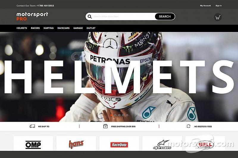 Motorsport Network расширяет свою e-commerce платформу с запуском MotorsportPRO.com