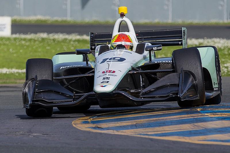 IndyCar 2018: Pietro Fittipaldi mit Teilzeitprogramm bei Dale Coyne