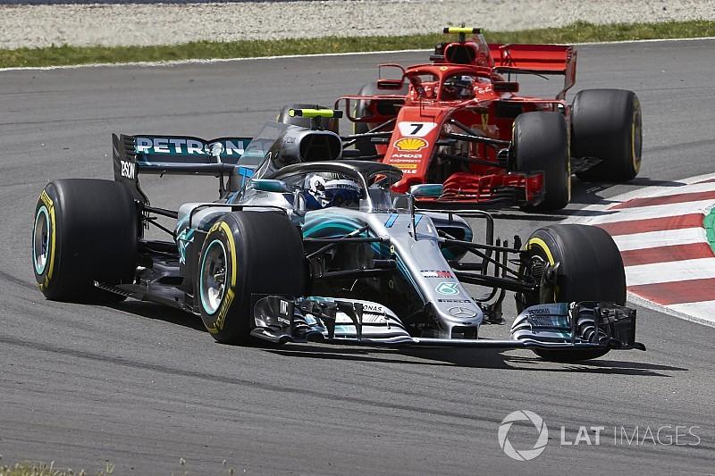 """Bottas désire une prolongation """"d'au moins 2 ans"""" avec Mercedes"""