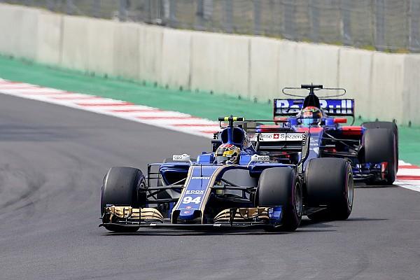 Sauber, Wehrlein'ın 'garip' aero sorunlarını çözmek için yeni güncelleme paketi getirdi