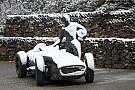 «Снежные» тесты Формулы 1 в фотографиях