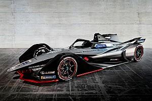 Fórmula E Últimas notícias Nissan apresenta carro com o qual estreará na Fórmula E