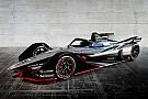 Formula E Nissan unveils livery for 2018/19 Formula E entry
