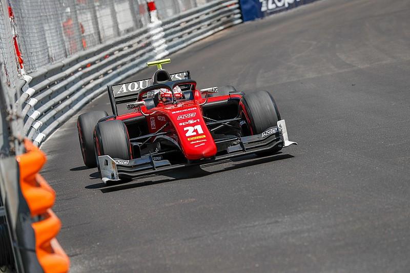 Ф2 в Монако: юніор Ferrari виграв божевільний спринт