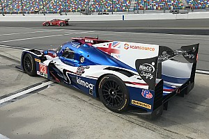 IMSA Reporte de pruebas Los pilotos de IMSA vencen a los de F1 en la primera práctica en Daytona