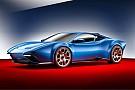 Автомобілі Спорткар Panther повернеться завдяки Ares Design