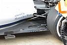 La Williams ha modificato gli slot sul fondo