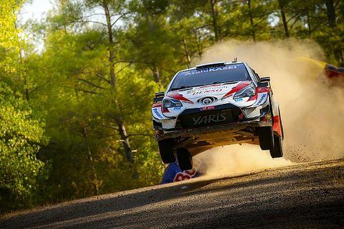 Elfyn Evans chipe le Rallye de Turquie et la tête du championnat!