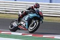 Quartararo didn't get track limits warning before penalty