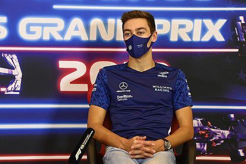 Russell krijgt nieuwe Mercedes-motor voor Amerikaanse GP