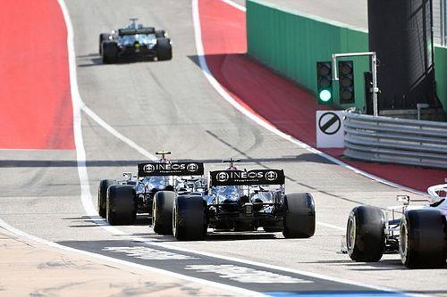 Soal Mesin, Lewis Hamilton Bisa seperti Valtteri Bottas