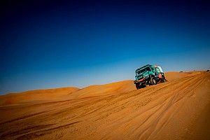 El nuevo proyecto de De Rooy para volver al Dakar en 2022