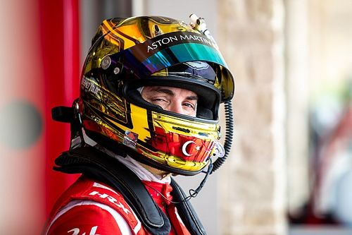 Salih Yoluç ve TF Sport, GT Open'da Pro sınıfında mücadele edecek