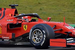 Тести Ф1 у Барселоні, день 2: Леклер втримав Ferrari у лідерах