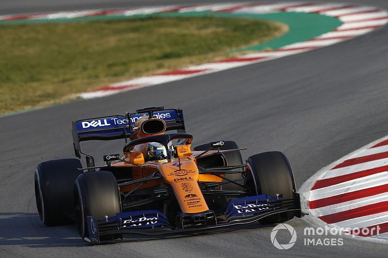 McLaren verwijdert BAT-logo's voor de GP van Australië