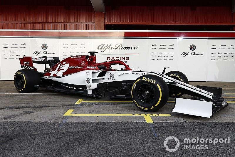 Photos - Alfa Romeo présente la F1 de son retour