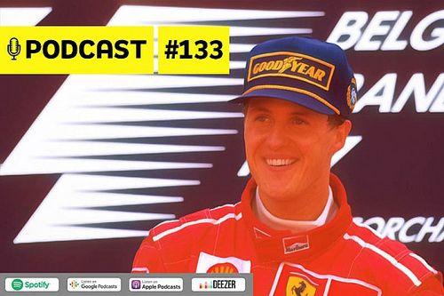 Podcast #133: O que poderia ser melhorado no documentário sobre Schumacher?