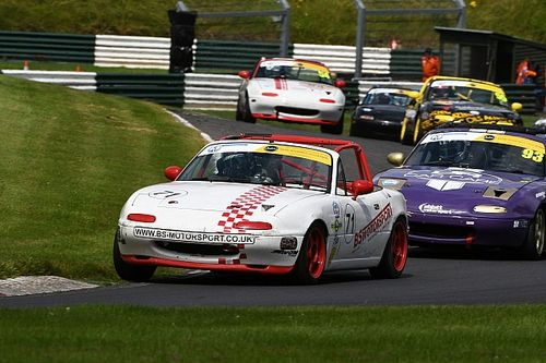 MX-5 racers on the rise in Autosport National Driver Rankings