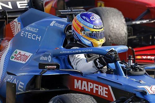 Alonso deelt tips om sprintraceweekend aantrekkelijker te maken