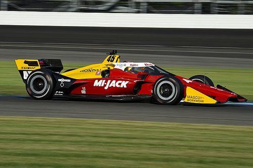 Lundgaard, 2022 yılında RLL ile IndyCar'da yarışacak