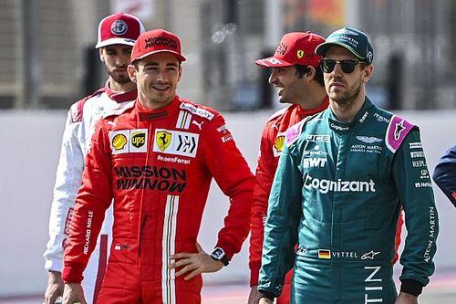 """Leclerc: """"Da Seb ho capito che i dettagli possono fare la differenza"""""""