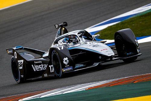 Mercedes tekent intentieverklaring voor Gen3 Formule E-auto's