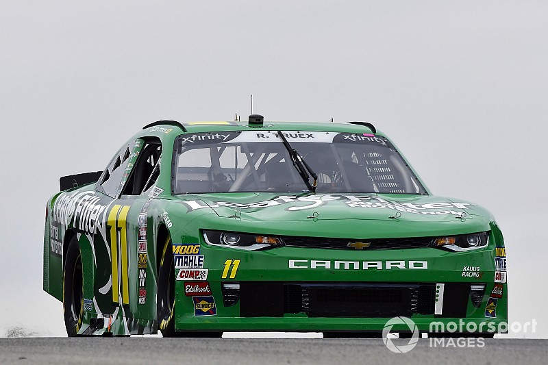Justin Haley replaces Truex at Kaulig Racing in multi-year deal