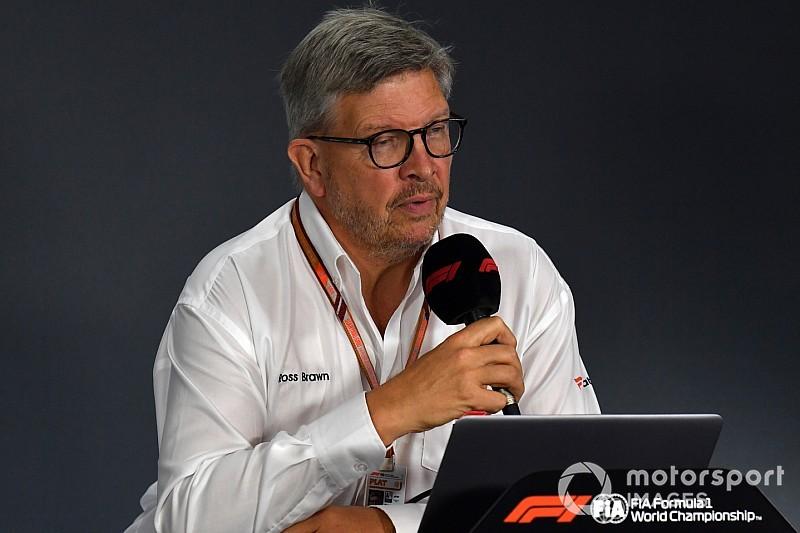 Брон прагне більше змінити Формулу 1