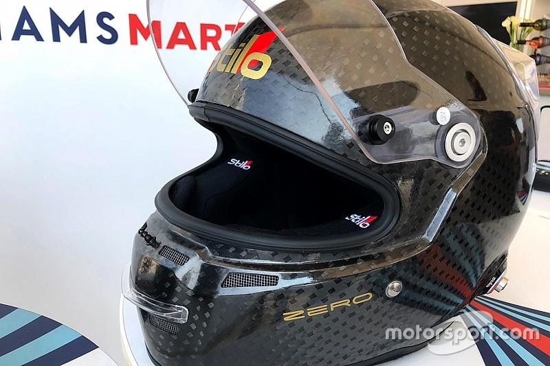 2019-től jönnek az új F1-es sisakok: akár egy 620 km/órás acélgolyónak is ellenállnak