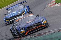 Mercedes domina con Black Falcon y AKKA ASP en las Blancpain Sprint