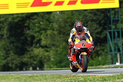 Marquez mist GP van Oostenrijk, Honda bevestigt Bradl