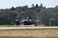 Онлайн. Гран При 70-летия Формулы 1. Третья тренировка