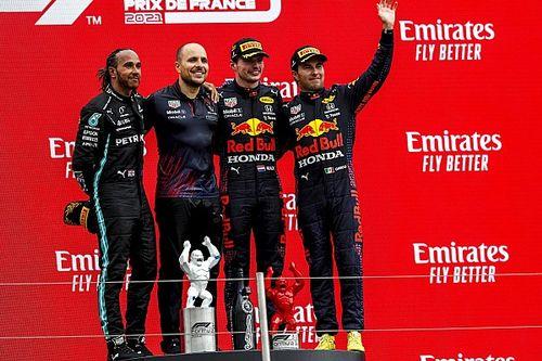 Verstappen vence a Hamilton y Pérez es 3° en el GP de Francia