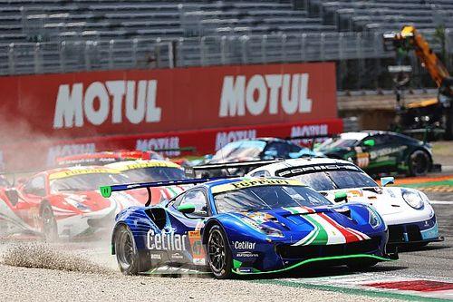 WEC: Monza deludente per la Ferrari-Cetilar Racing