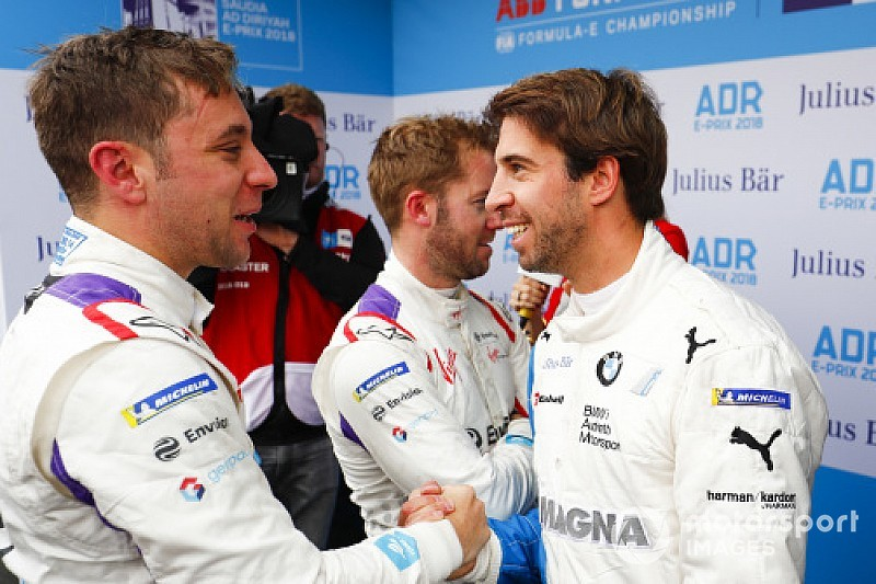 Ad Diriyah E-Prix: Da Costa takes first Gen2 pole for BMW