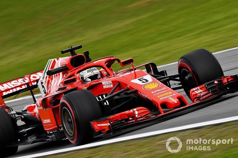 F1, Interlagos, Libere 3: Vettel da record, Hamilton paga un paio di decimi