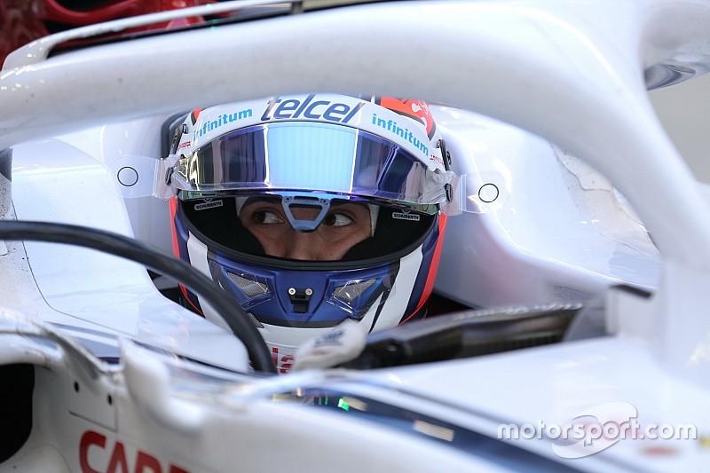 Татьяна Кальдерон проведе другі тести за кермом боліда Ф1 Sauber