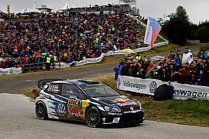 WRC Laporan leg WRC Jerman: Ogier perbesar keunggulan atas Mikkelsen sementara Tanak harus berhenti