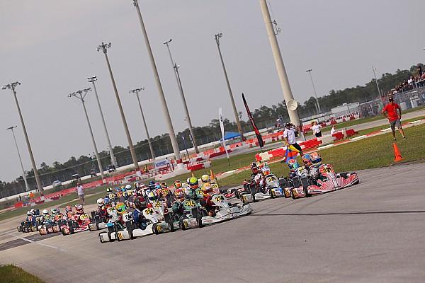 Kart FWT action gets underway Friday in Palm Beach