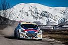 Andreucci chiude in testa Gara 1 del Rally del Ciocco e Valle del Serchio