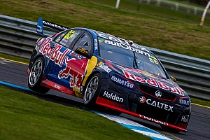 Supercars Practice report Sandown 500: Whincup edges McLaughlin in final practice