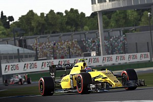Jeux Video Actualités Test - F1 2016, le jeu que les fans de F1 attendaient