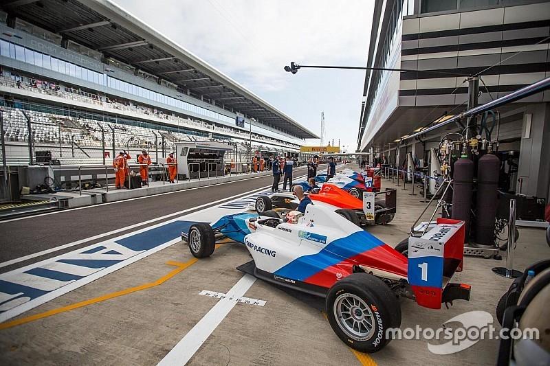 Версхор стал первым победителем сезона в SMP Ф4