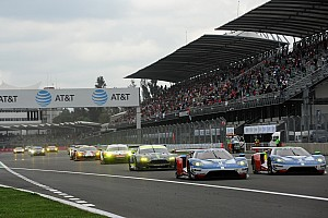 WEC Breaking news WEC issues starting BoP for GTE Pro class
