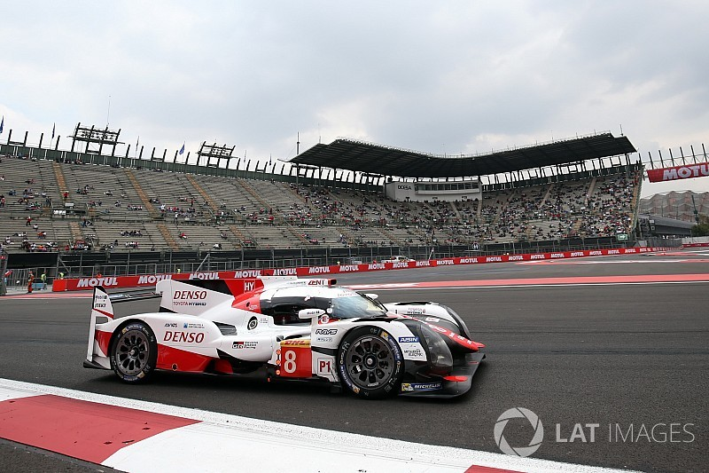 "Mexico WEC race ""damage limitation"" exercise for Toyota"
