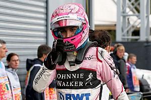 Formula 1 Ultime notizie Esteban Ocon annuncia la sua conferma in Force India per il 2018