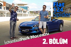 OTOMOBİL Son dakika Fiat 124 Spider ile İstanbul Park maceramız